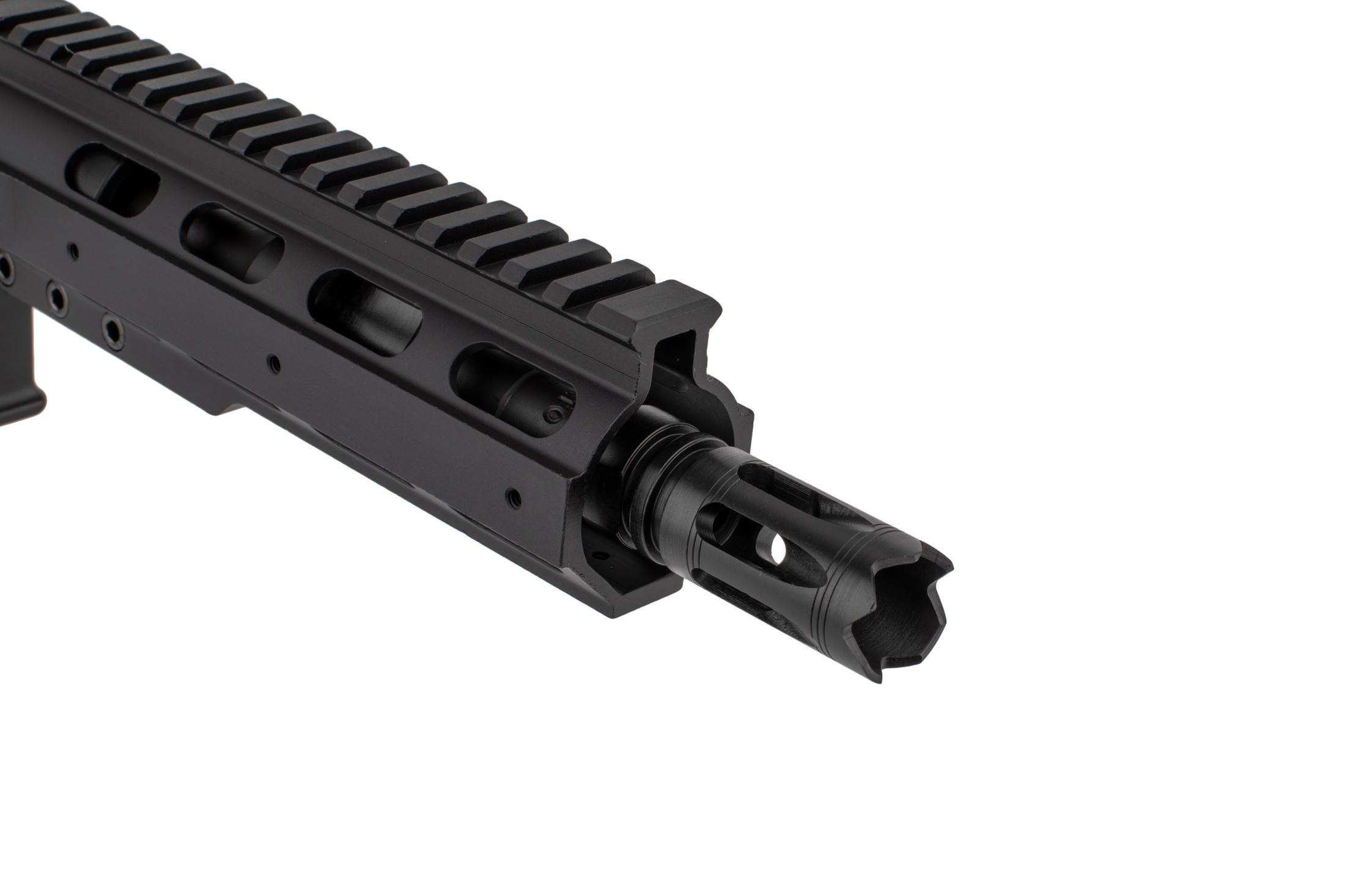 "Anderson Manufacturing 7.5 5.56 NATO 1:7 M4 Pistol - 7.28"" EXT Freefloat Rail"