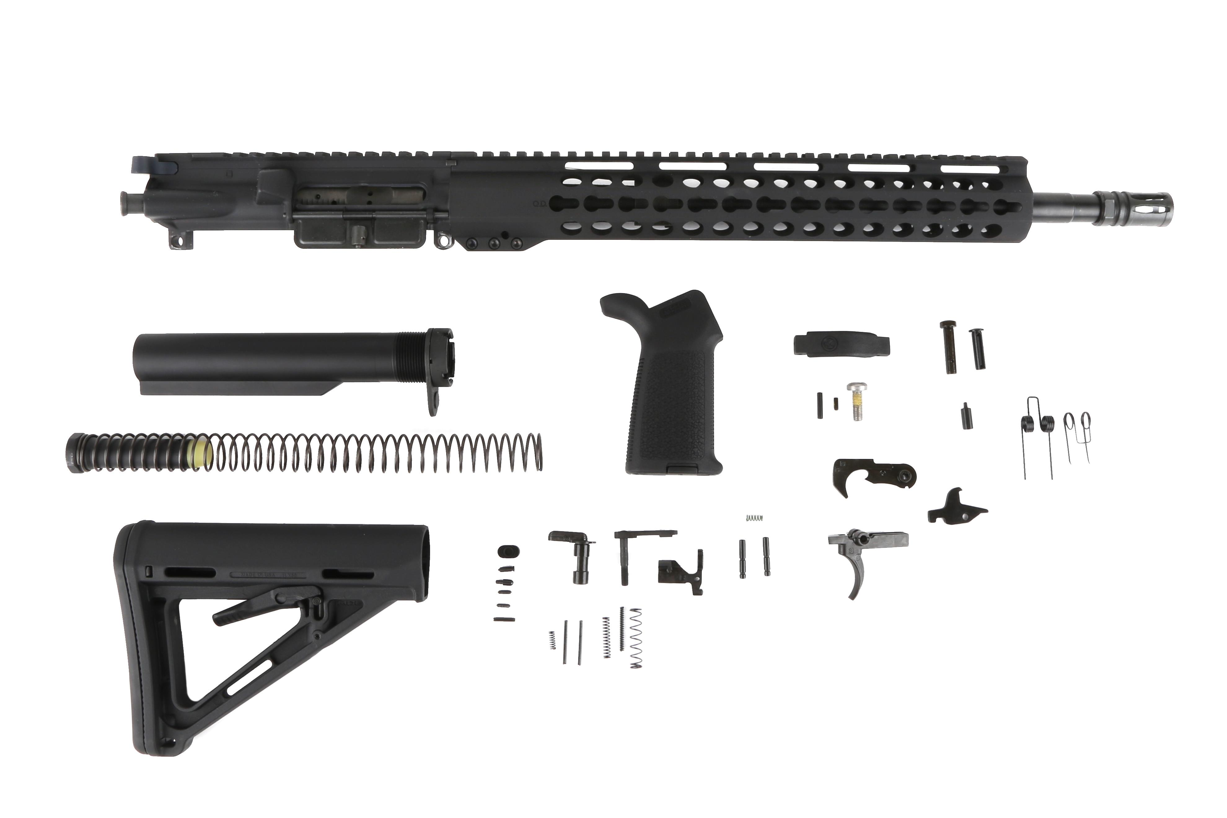 palmetto state armory  blk freedom rifle kit  with magpul  -  palmetto state armory  blk freedom rifle kit  with magpul moefurniture and