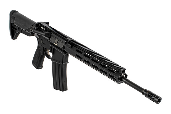 BCM RECCE-14.5 MCMR 5.56 NATO with 15in MCMR M-LOK Rail with MOD.1 Compensator