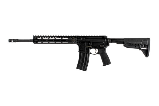 "Bravo Company Manufacturing 14.5"" RECCE-14.5 M-LOK lightweight rifle with mid-length gas system and BCM PNT trigger"