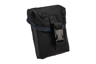 The North American Rescue IPOK Holder is made from durable black 500D Cordura