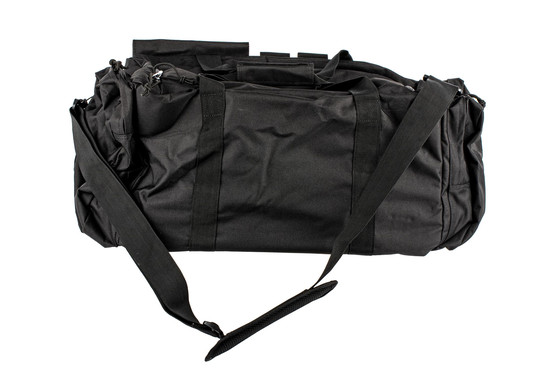 The Red Rock Gear Duffle Bag features 43 liters of storage