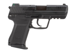 45 ACP HK45 V1 Pistol from Heckler & Koch has an Ergonomic grip module