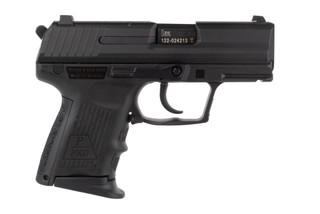 HK P2000SK sub compact pistol is chambered in 40 S&W