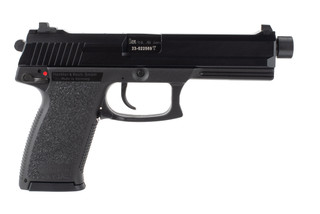 HK Mark 23 45 ACP features a match grade barrel