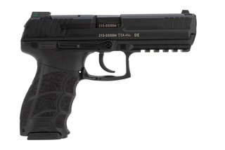 HK P30L long slide 9mm pistol features a 4.45 inch barrel