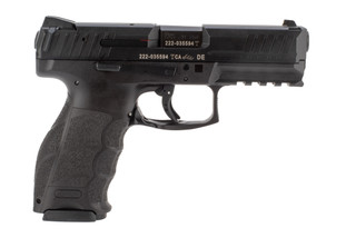 HK VP40 40S&W pistol features a 13 round magazine