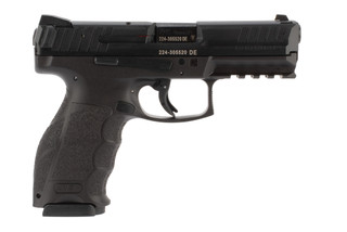 Heckler and Koch VP9-B 9mm pistol comes with two 17 round magazines