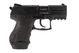 HK VP9 SK 9mm pistol features a subcompact frame