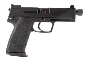 HK USP 45 Tactical Pistol comes with a 10 round magazine capacity