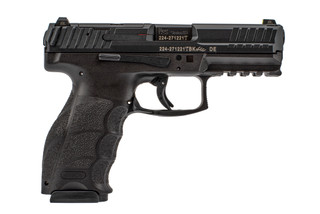 Heckler and Koch VP9 Optics ready pistol comes with two 17 round magazines