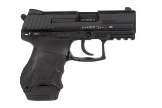 HK P30SKS 9mm compact pistol features a 13 round capacity