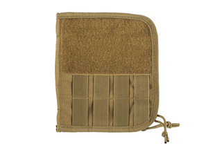 The Red Rock Outdoor Gear Admin Pouch comes in Coyote brown nylon