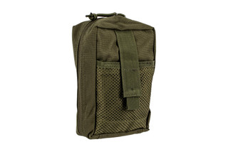 The Red Rock Outdoor Gear Large Medic Pouch is made from OD Green Nylon