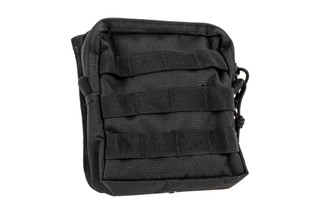 The Red Rock Outdoor Gear Medium Utility Pouch Black features MOLLE compatibility
