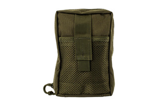 The Red Rock Outdoor Gear Tactical Trauma Kit comes in Olive Drab Green