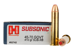 Hornady 45-70 Government 410Gr