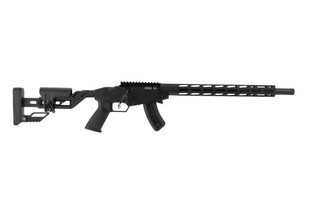 Precision Rimfire 17 HMR Rifle from Ruger has a Quick-fit adjustable stock