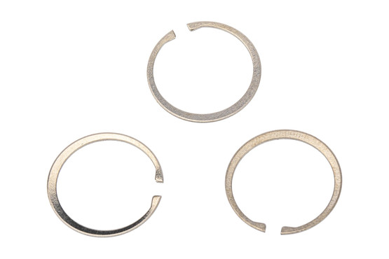 Sprinco 3-pack of MIL-S-5059 gas ring is a high quality upgrade and replacement for your AR-10.