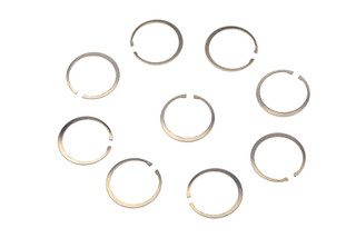 Sprinco 9-pack of MIL-S-5059 gas ring is a high quality upgrade and replacement for your AR-10.