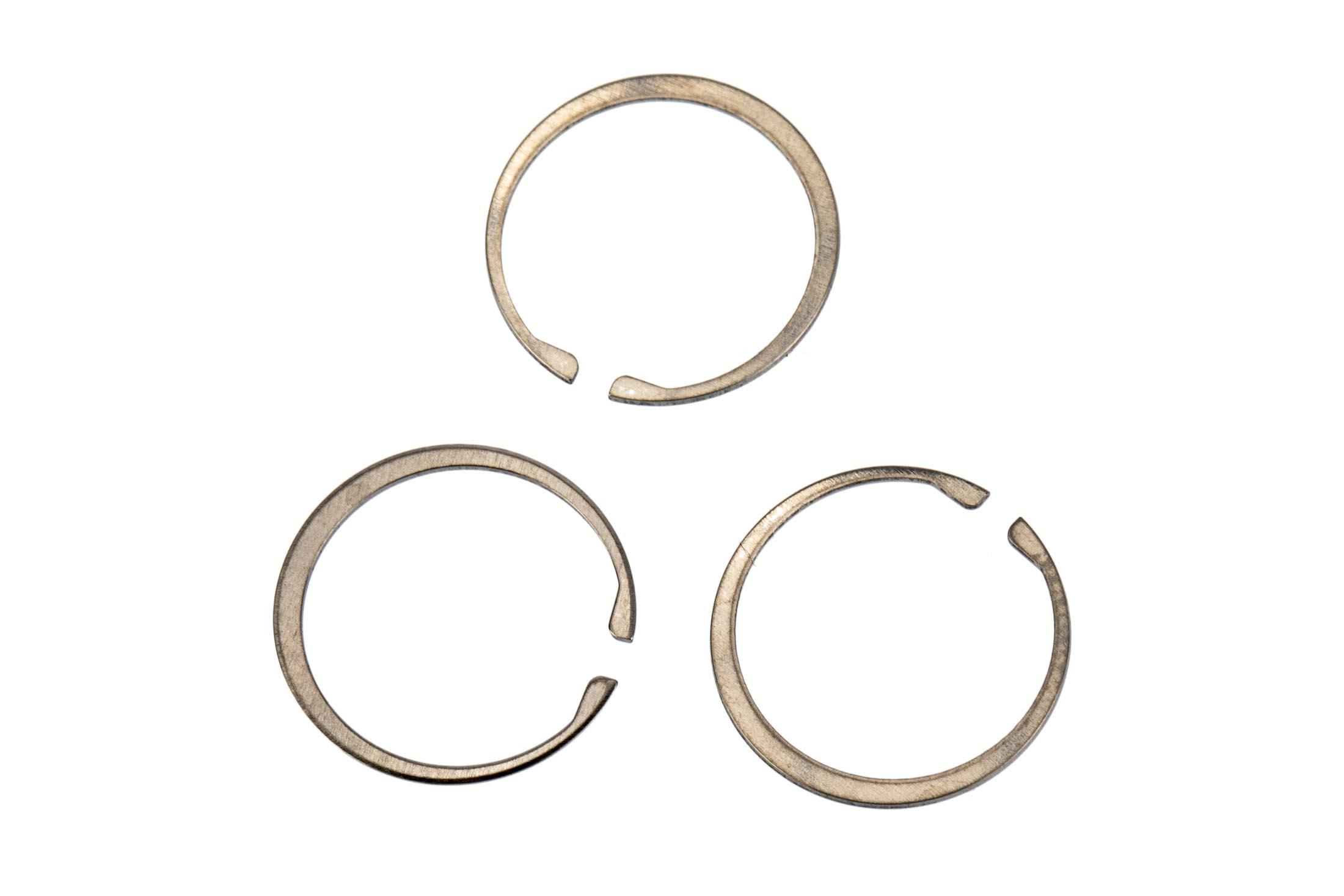 Sprinco 3-pack of gas rings is a MIL 848511 gas rings for the AR-15, M4, or M16.