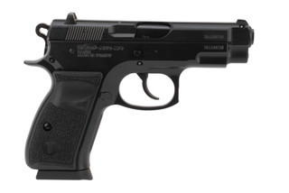 Tristar C-100 9mm pistol features a black finish