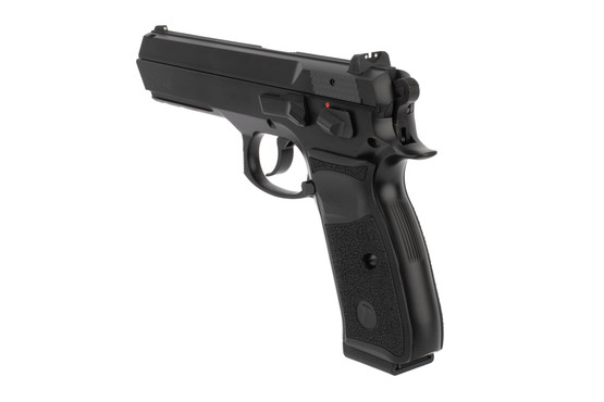 Tristar T-120 9mm full size pistol comes with two 17 round magazines