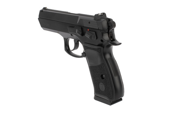 Tristar T-100 9mm pistol comes with two 15 round magazines