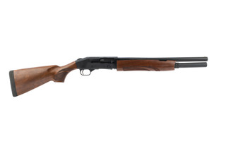 Mossberg 930 Tactical deluxe 12 gauge semi auto shotgun with wood stock and forend