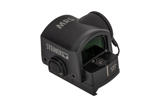 The Steiner Optics MRS Reflex Sight features a fully enclosed design