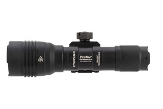 The Streamlight Protac Rail Mount HL-X 1000 lumen weapon light comes with a tapeswitch