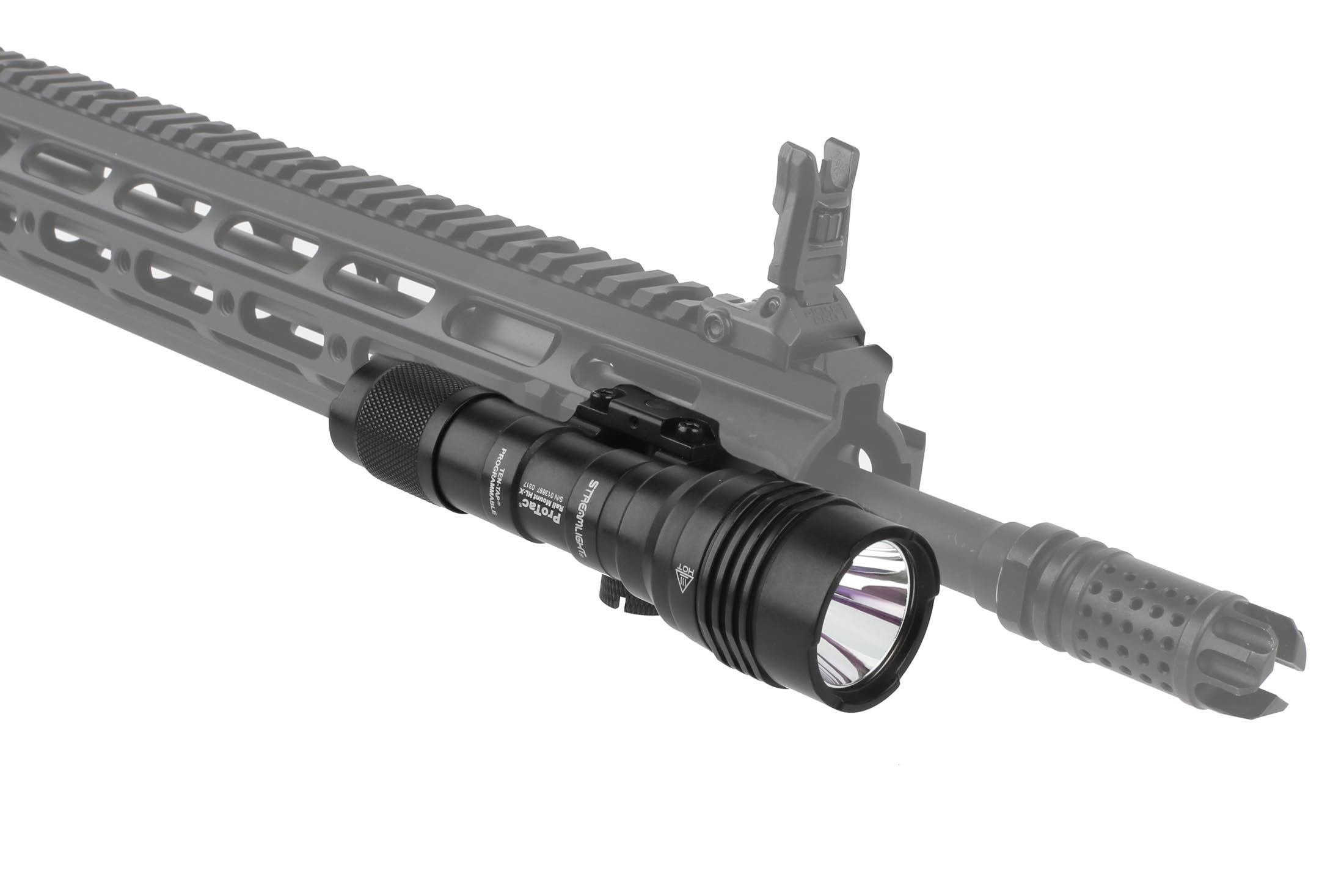 Streamlight ProTac Rail Mount HL-X 1000 Lumen Weapon Light with Tapeswitch