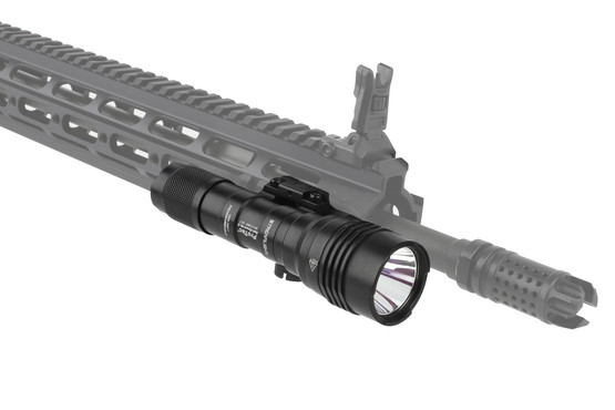 The Streamlight HL-X Rail Mount Protac weapon light 1,000 Lumens attaches directly to picatinny rails