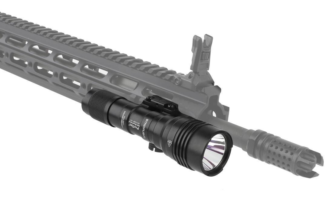 rail mounted weapon light