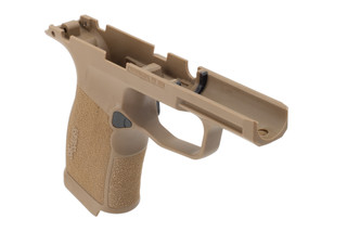 SIG Sauer P365XL grip module comes in coyote tan