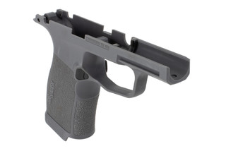SIG Sauer P365XL handgun grip frame comes in gray