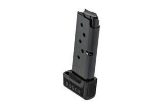 The Ruger LCP II 7 round Magazine features a polymer grip extension