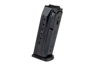 Ruger Security 9 magazine holds 15 rounds