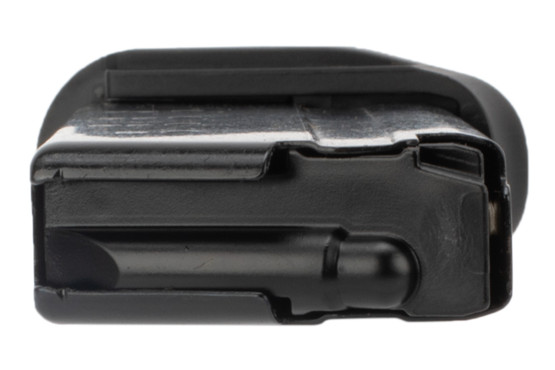 5.7x28mm handgun magazine for Ruger 57 pistols is constructed of durable steel