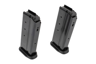 Ruger 57 Magazine 2 pack holds 20 rounds of 5.7x28