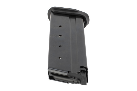 Ruger 57 Magazine features a double stack design