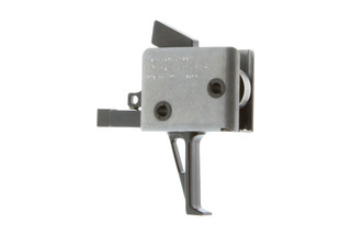 The CMC Triggers Tactical Drop-In Trigger Group for ar15 has a flat face single stage trigger for extreme accuracy