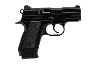 CZ Usa 2075 Rami BD 9mm sub compact pistol features night sights and 14-round magazines