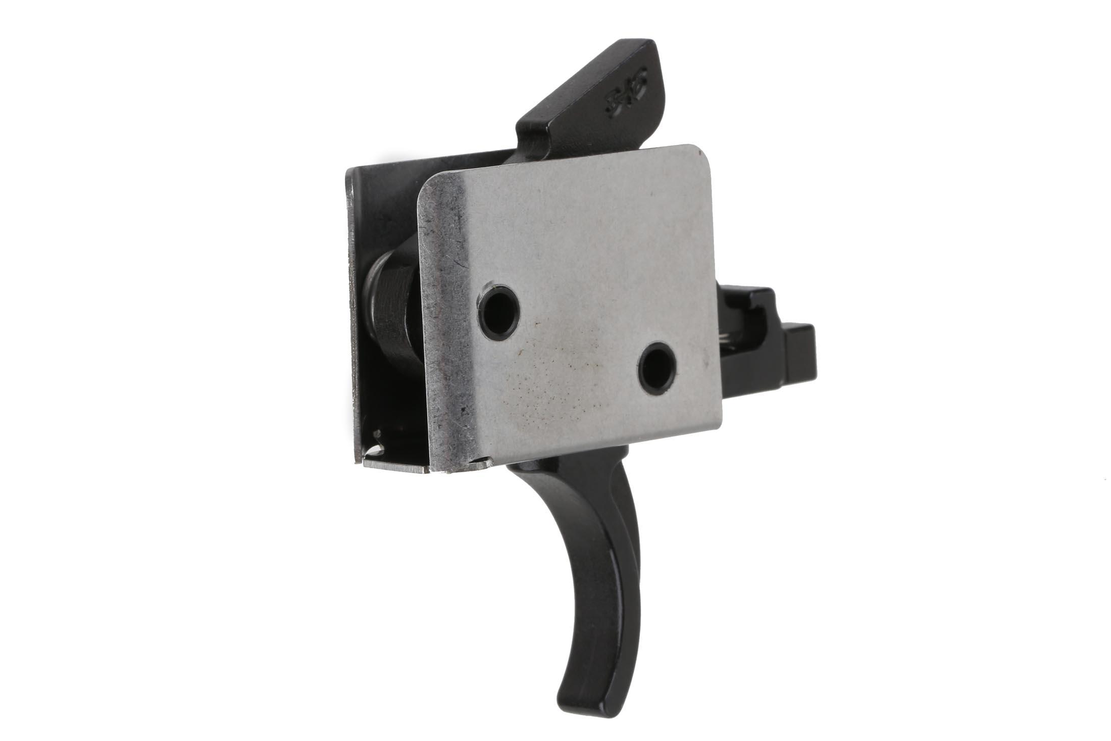 CMC Triggers AR-15 / AR-10 Drop-In Two Stage Trigger - Curved - 2 & 2lb