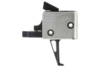 The CMC ar15 ar10 Drop-In Duty Single Stage 4.5lb Flat Trigger fits in Mil-Spec lower receivers with .154 inch pins