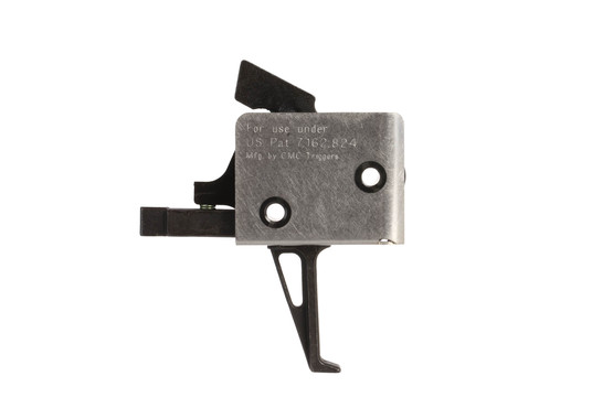 CMC Triggers AR-9 single stage 9mm AR-15 trigger with straight bow has an exceptionally easy drop-in installation