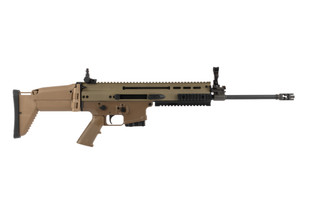 FN SCAR 16S 556 rifle features a 16 inch barrel