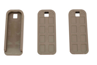 Lancer Systems L5AWM Magazine Floor Plate FDE comes in a pack of 3