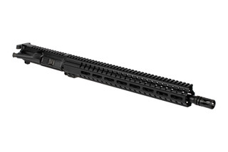 CMMG Resolute 100 MkGs 9mm Complete AR15 upper receiver group features an M-LOK handguard