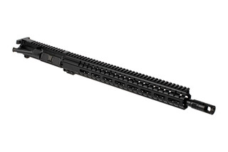 CMMG Resolute 200 Series 9mm Complete upper receiver features the SV muzzle brake